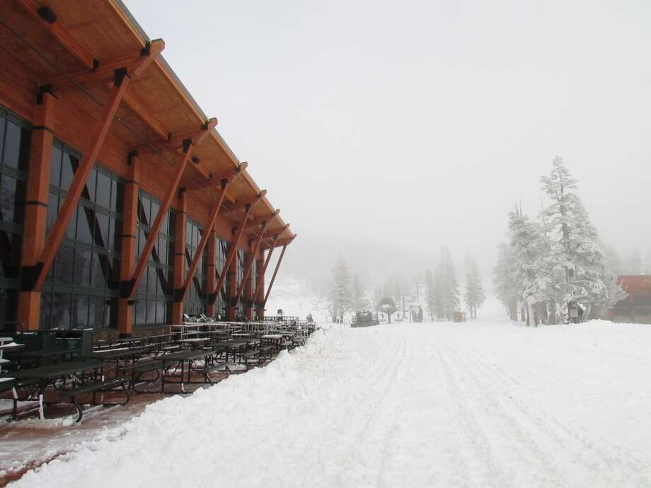 It's here at Heavenly Photo: Heavenly Mountain Resort