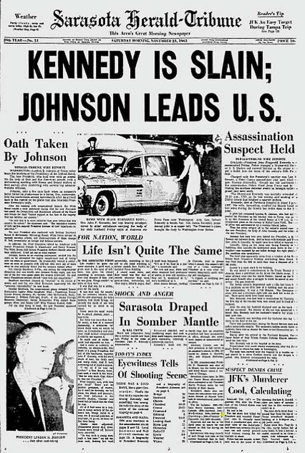 Sarasota (Fla.) Herald-Tribune. Photo: Google News Archive