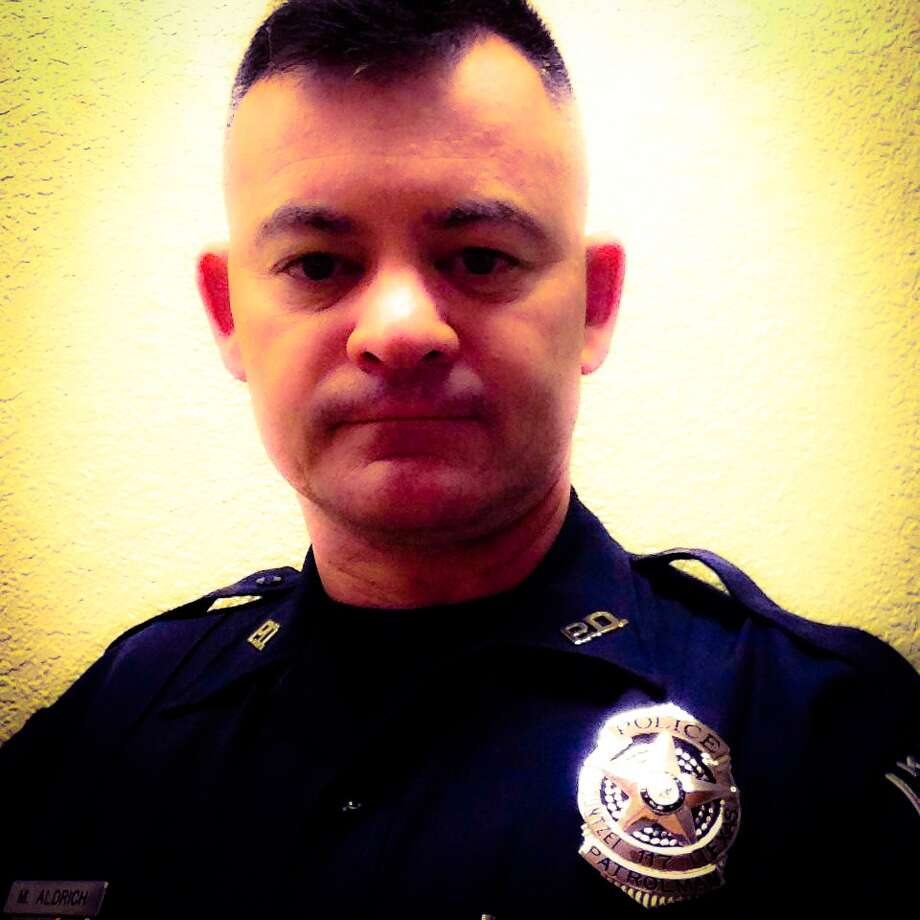 Captain Mike Aldrich, Kountze Police