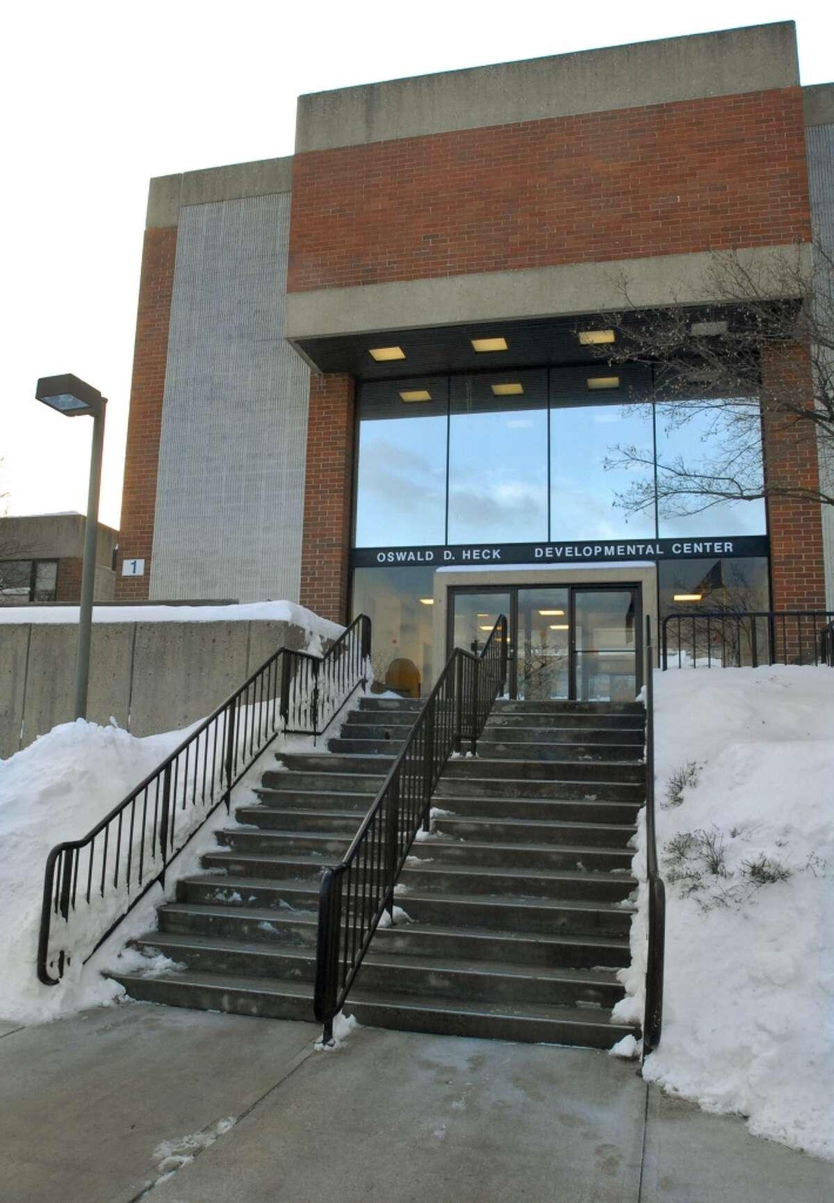 The Oswald D. Heck developmental center in Niskayuna.
