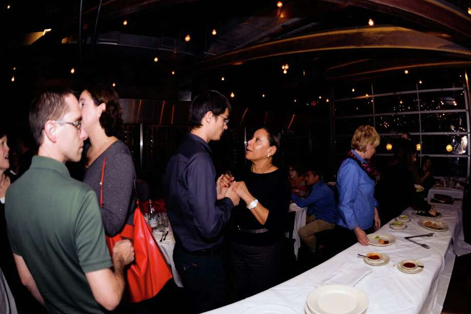 Were you seen at the SONO Dishcrawl on Wednesday night? Photo: Andrew Merrill