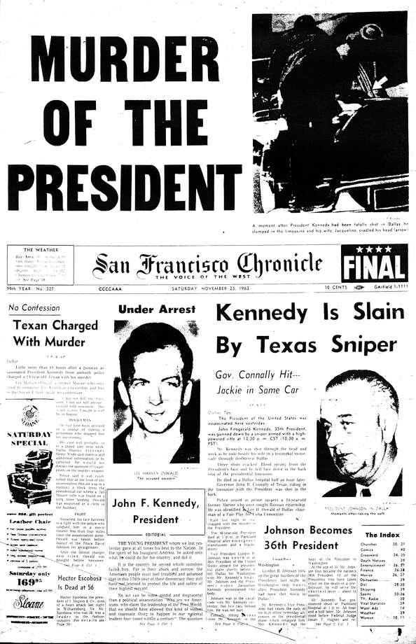 The San Francisco Chronicle Photo: San Francisco Chronicle