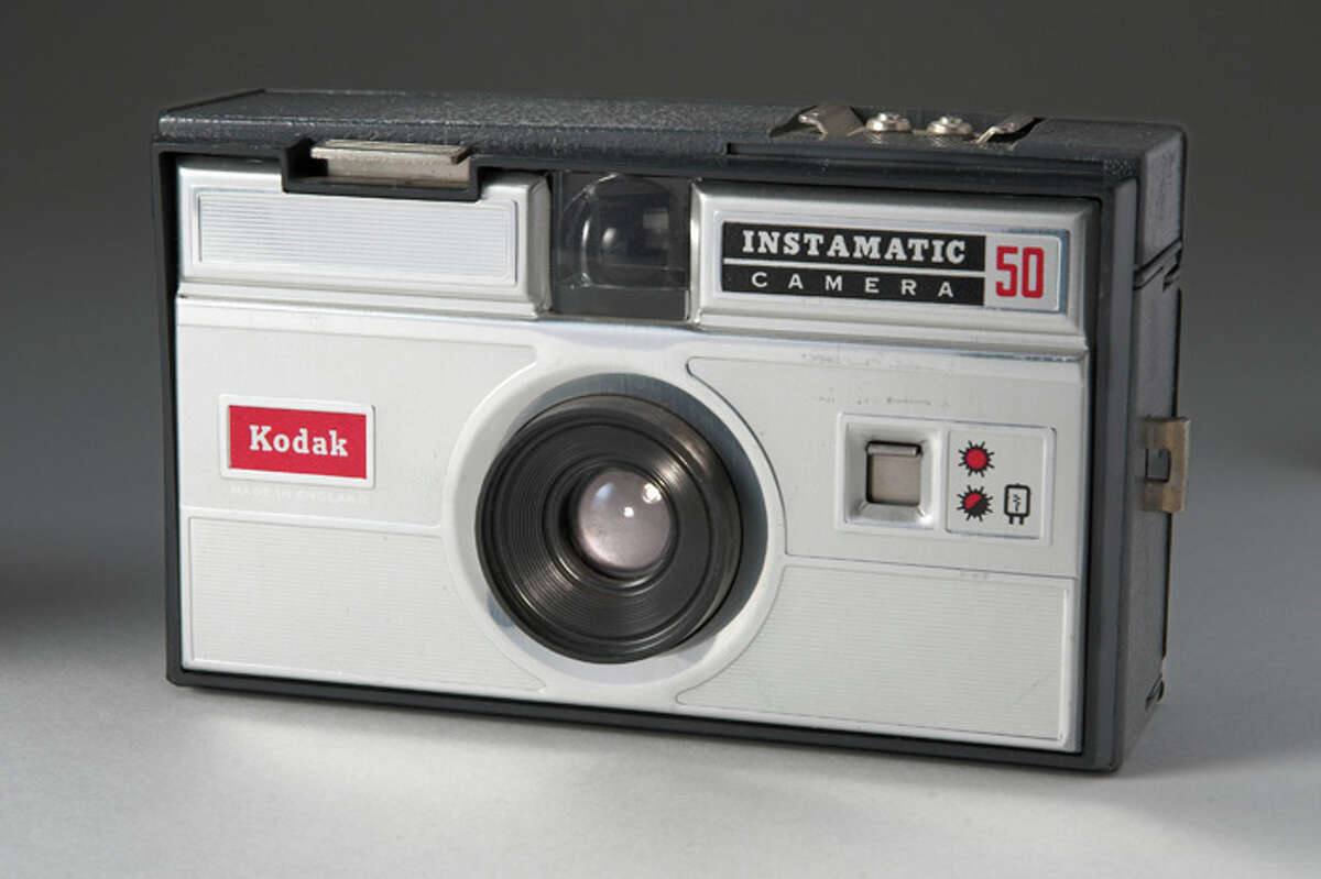 There was no Instagram. Instead, peopletook their photos with their analog forefather, the Kodak Instamatic.