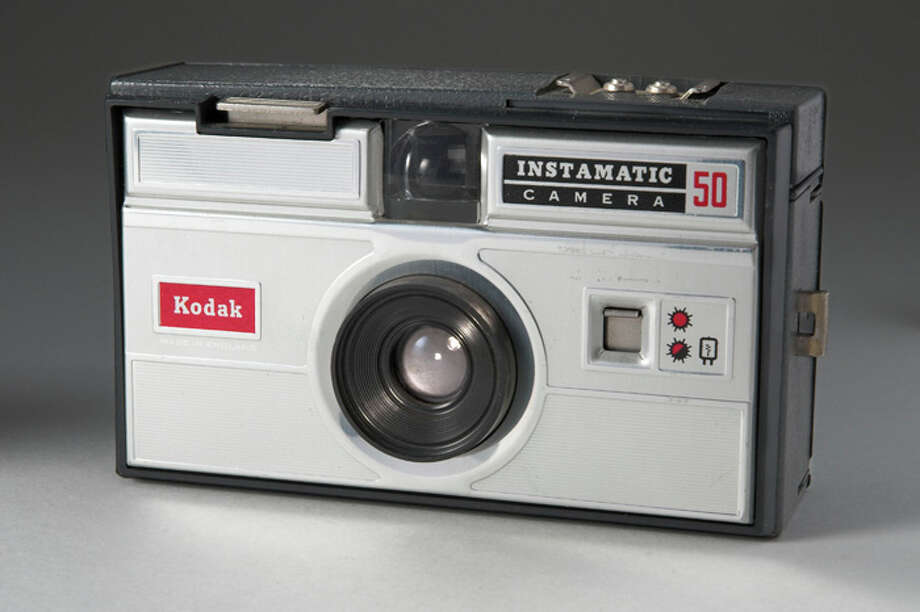 There was no Instagram. Instead, people took their photos with their analog forefather, the  Kodak Instamatic. Photo: Science & Society Picture Librar, SSPL Via Getty Images / SSPL/NMeM/Kodak Collection