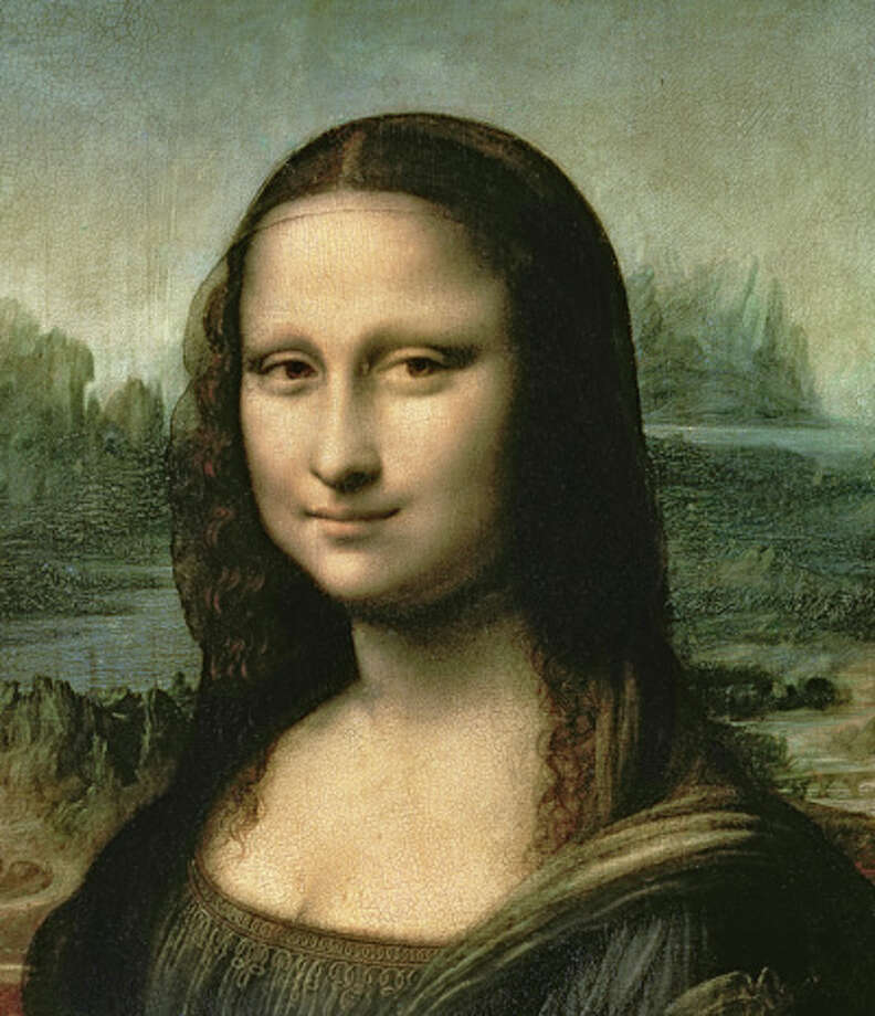 The Mona Lisa was displayed in America for the first time. Photo: Leonardo Da Vinci, Getty Images/The Bridgeman Art L / The Bridgeman Art Library