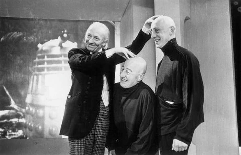 """Doctor Who"" debuts on the BBC. Photo: Express, Getty Images / Hulton Archive"