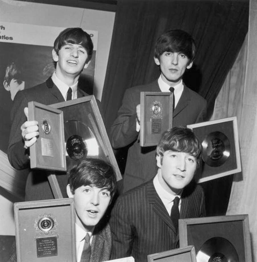 The Beatles release 'Please Please Me' in the United States. Photo: Central Press, Getty Images / Hulton Archive