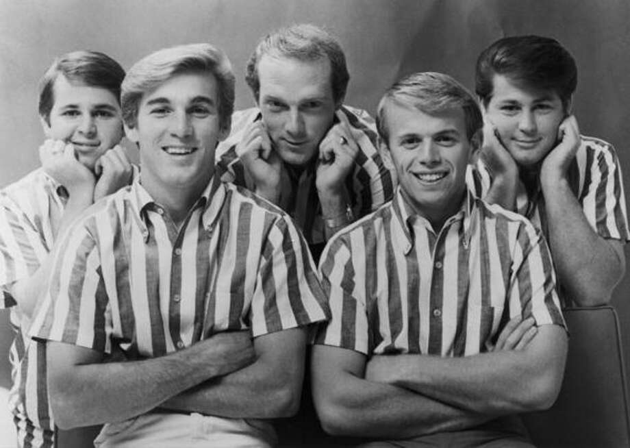 "The Beach Boys release ""Surfin' U.S.A.,"" one of the biggest hits of the year. Other classics ""Little Deuce Coupe,"" ""Be True to Your School"" and ""Surfer Girl"" also make their debuts. Photo: Gems, Redferns / 2009 Getty Images"