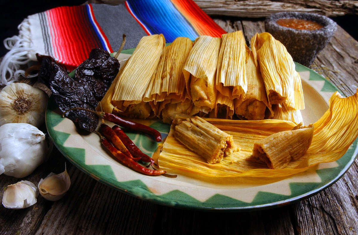 When: Noon-6 p.m. Saturday, Dec. 7 Where: Pearl Brewery, 200 E. Grayson St. Info: The annual holiday festival offers music, entertainment and lots of tamales made by culinary students, chefs and regional tamaleras. Free admission to grounds. Food and beverage prices vary. 210-212-7260. atpearl.com/ tamales.