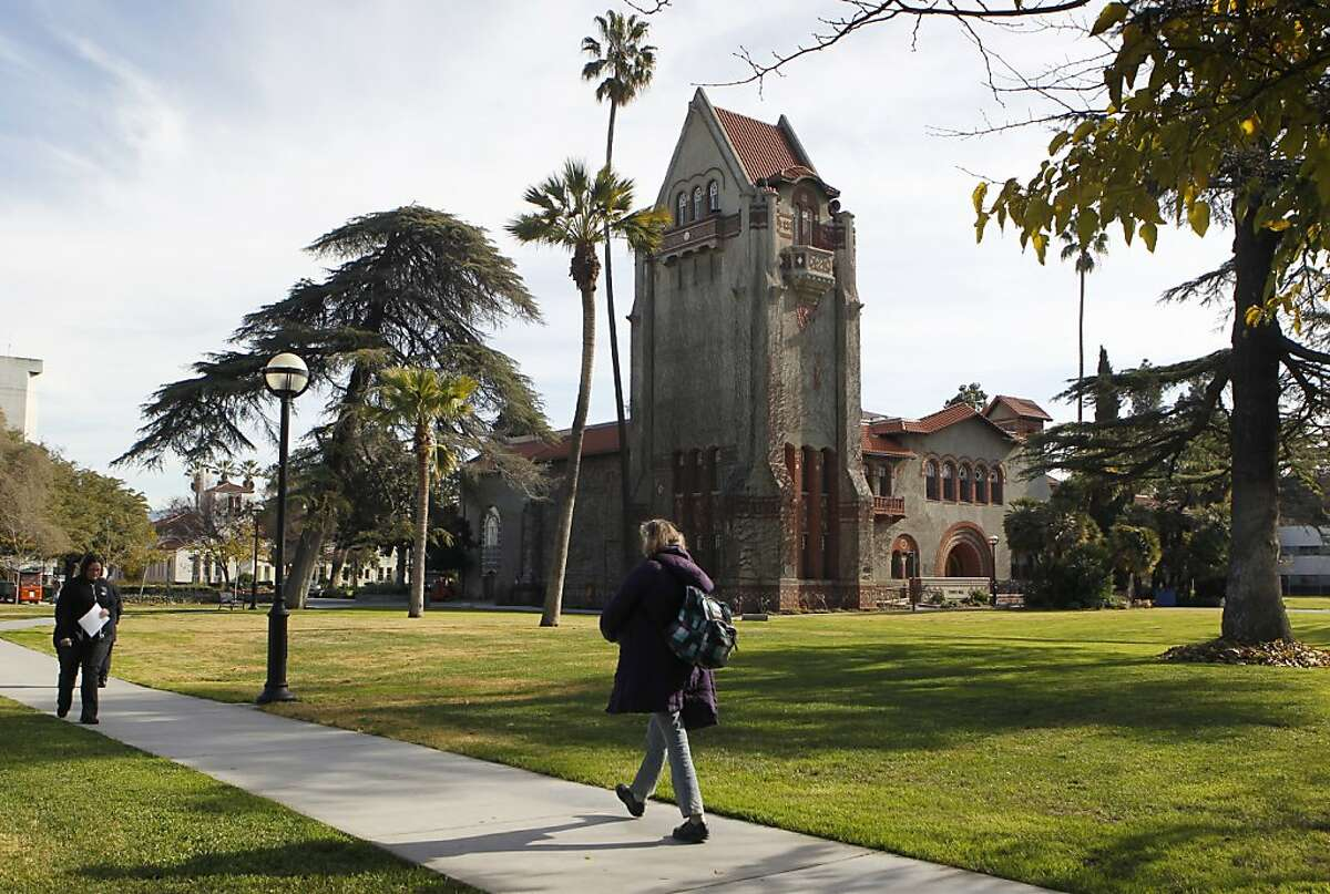 San Jose State University Student enrollment:32,713 Number of rape reports per 1,000 students: 0.1 Total assaults:2