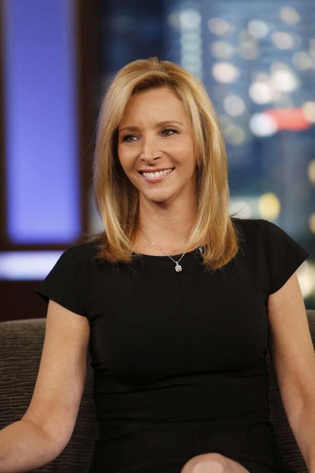 "Lisa Kudrow, who's having a great year on the show ""Scandal,"" turned 50 on July 30. She's pictured on ""Jimmy Kimmel Live"" on Oct. 24, 2013. Photo: Randy Holmes, ABC Via Getty Images"