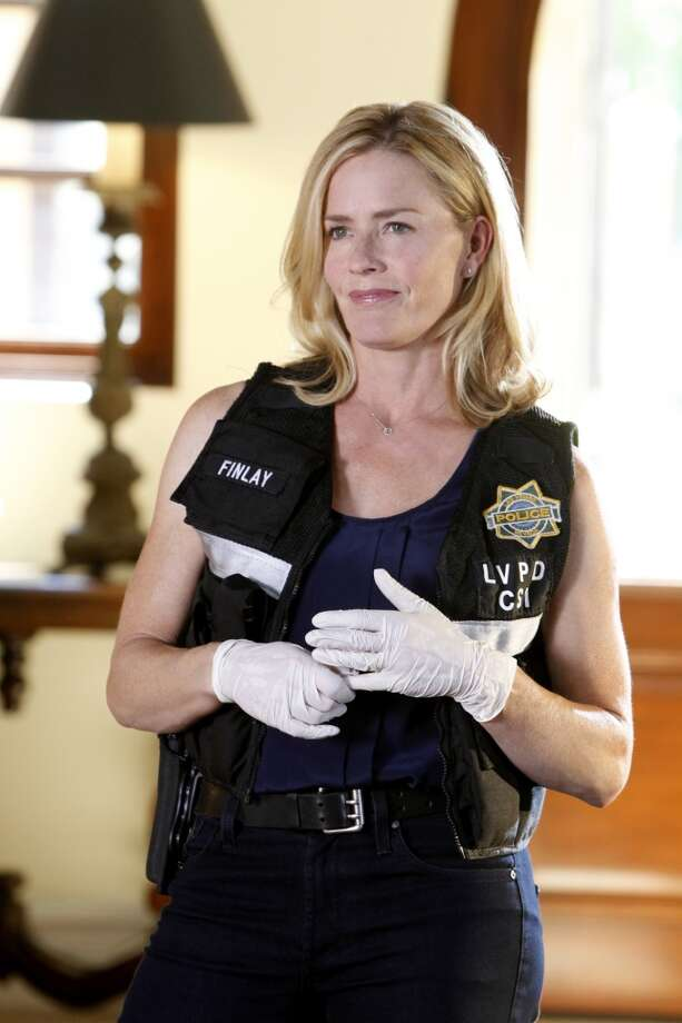 "Elisabeth Shue turned 50 on Oct. 6. She's pictured in the 300th episode of ""CSI: Crime Scene Investigation,"" which aired on Oct. 23, 2013. Photo: CBS Photo Archive, CBS Via Getty Images"