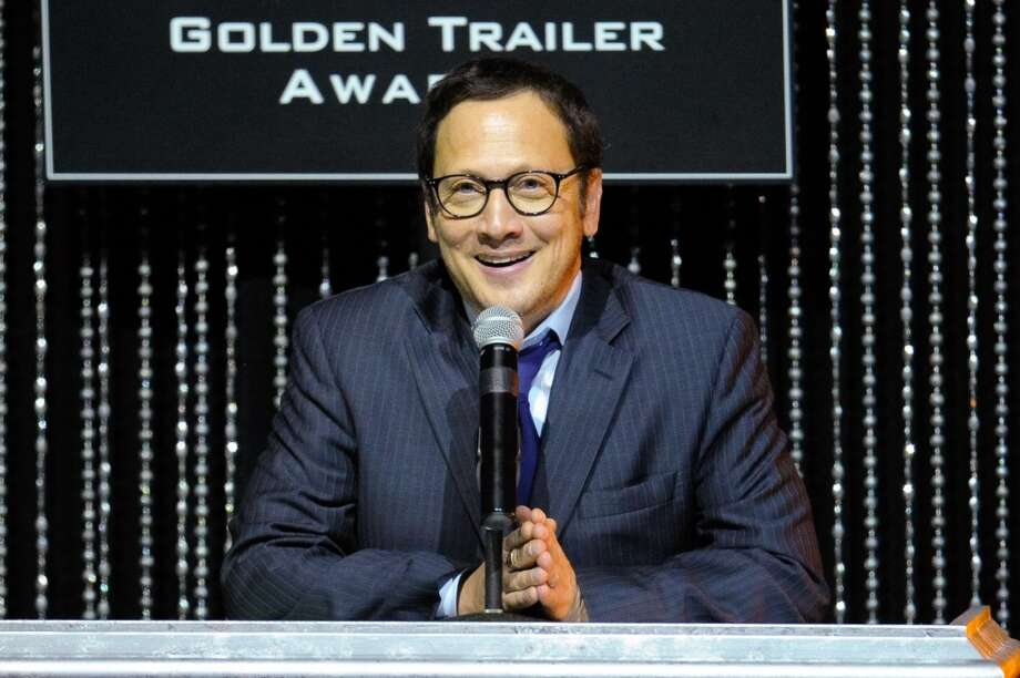 Rob Schneider turned 50 on Oct. 31. He's pictured at the Golden Trailer Awards on May 3, 2013 in Beverly Hills, California. Photo: Noel Vasquez, Getty Images