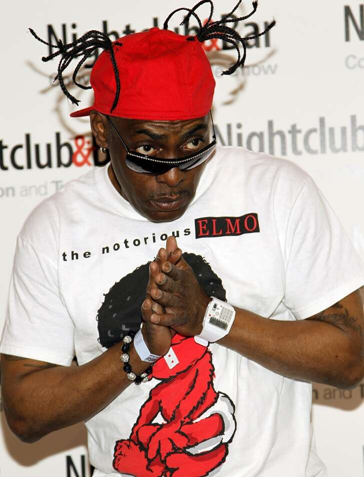 Coolio turned 50 on Aug. 1. He's pictured in Las Vegas in 2012.