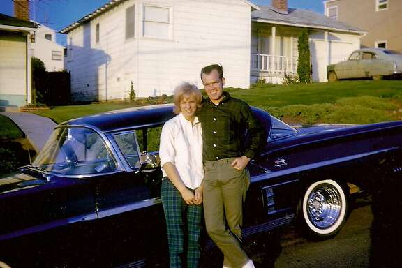 Steve and Janey Stone in 1963.
