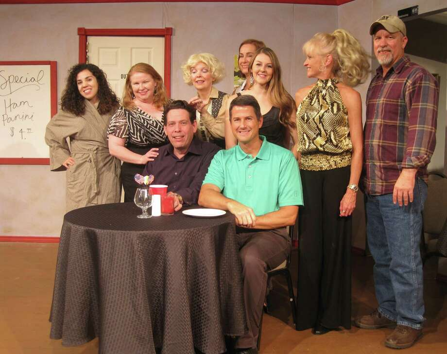 """The solid cast of """"Simply Divided"""" portrays the residents of a small town in Alabama as just quirky enough."""