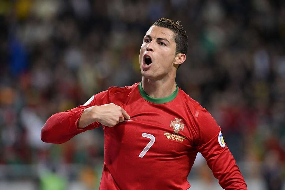 Cristiano Ronaldo, who has excelled with Real Madrid and Portugal this year, should be named the world's top player. Photo: Jonathan Nackstrand, AFP/Getty Images
