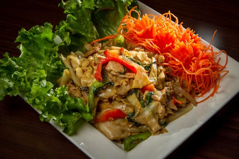 The Drunken Noodles at Champa Garden in San Francisco. Photo: John Storey, Special To The Chronicle