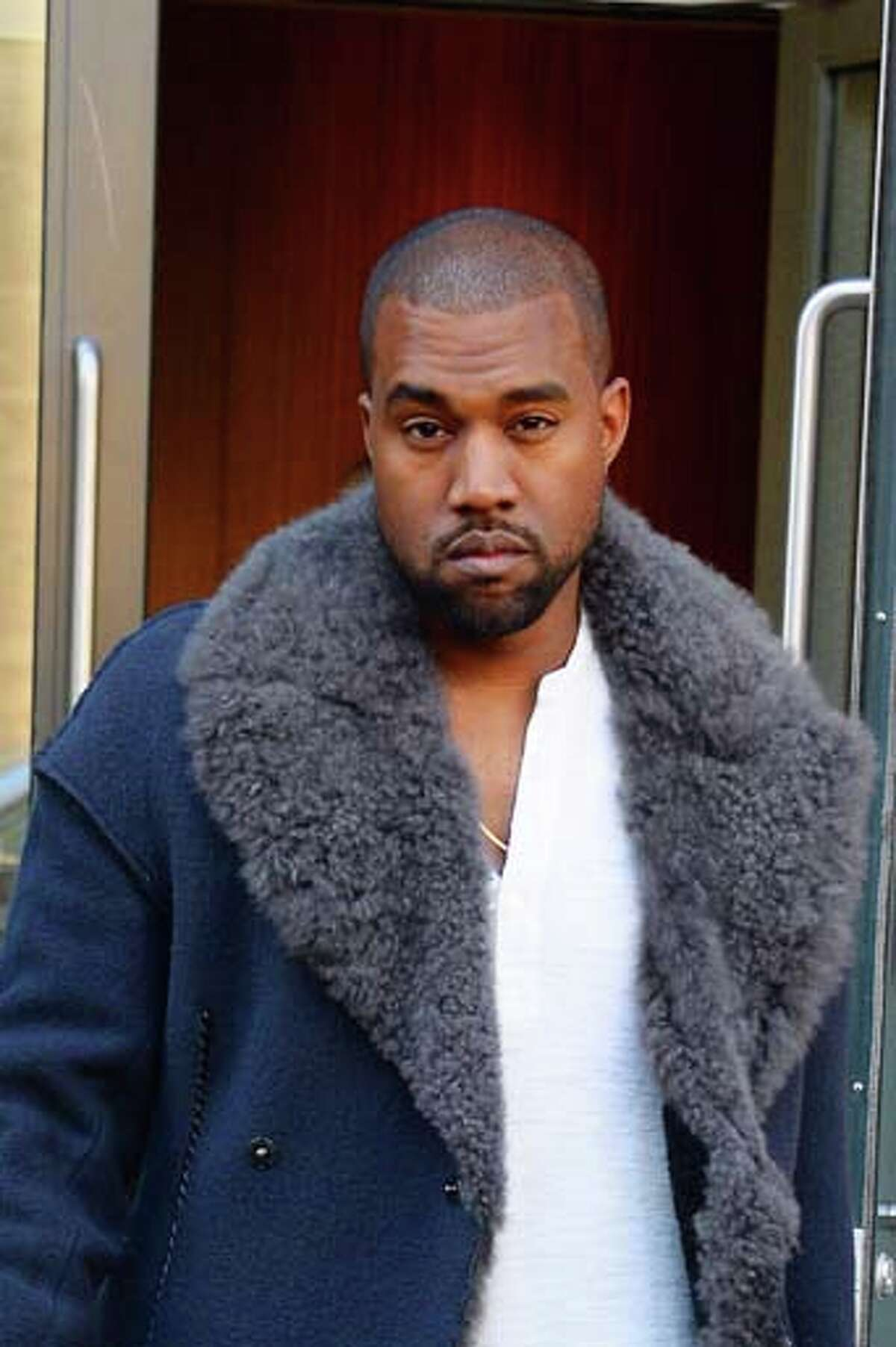 Kanye West is rounding out this year by dissing the leader of the free world.