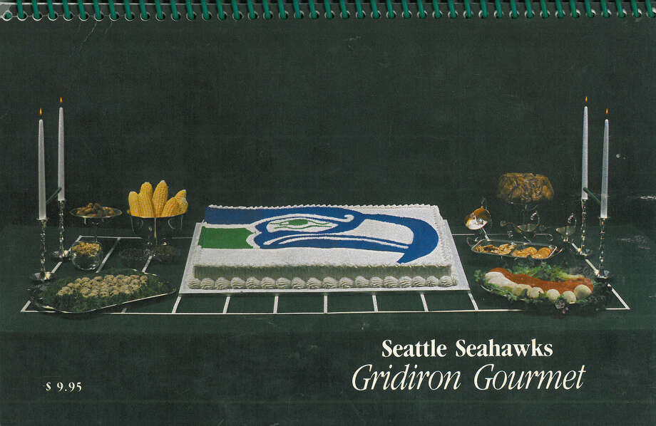 The original cookbook is oriented vertically, which made the photos and text much too small to read when displayed in our photo gallery. As such, we decided to split up each page into two. In the slides that follow, each photo of a Seahawks player and his family precedes the favorite recipe they submitted. Enjoy!This cookbook is republished in its entirety with permission from the Seattle Seahawks. Photo: Corky Trewin/Seattle Seahawks