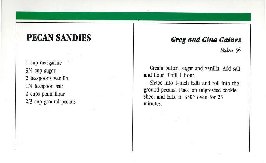 Scan from 1983 Seattle Seahawks cookbook. Photo: Seattle Seahawks