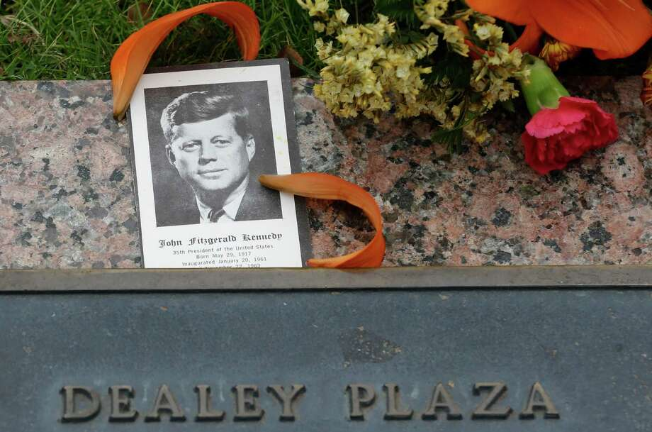 In the 54 years since President John F. Kennedy's death, conspiracy theories have flourished and held on in the public imagination. The late president would have turned 100 on Monday, May 29, 2017, if he lived (and there's a conspiracy theory that he did).Scroll through the gallery to see the a collection of conspiracy theories about JFK's death and films about JFK's assassination. Photo: LM Otero / AP