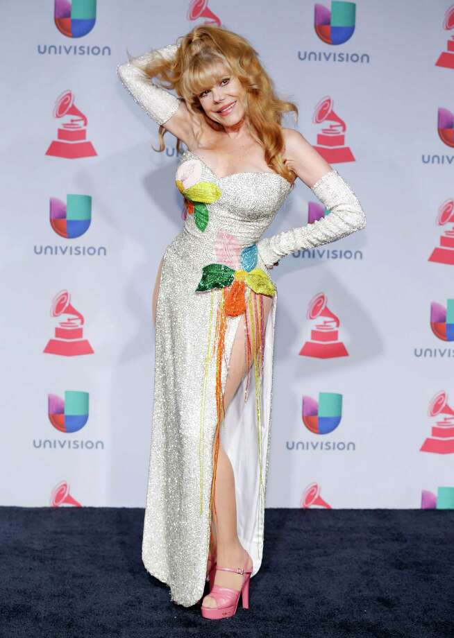 Charo brings some Latin excitement to the stage at Mohegan Sun on Friday at 8:00. Find out more about the show.  Photo: Eric Jamison, INVL / Invision