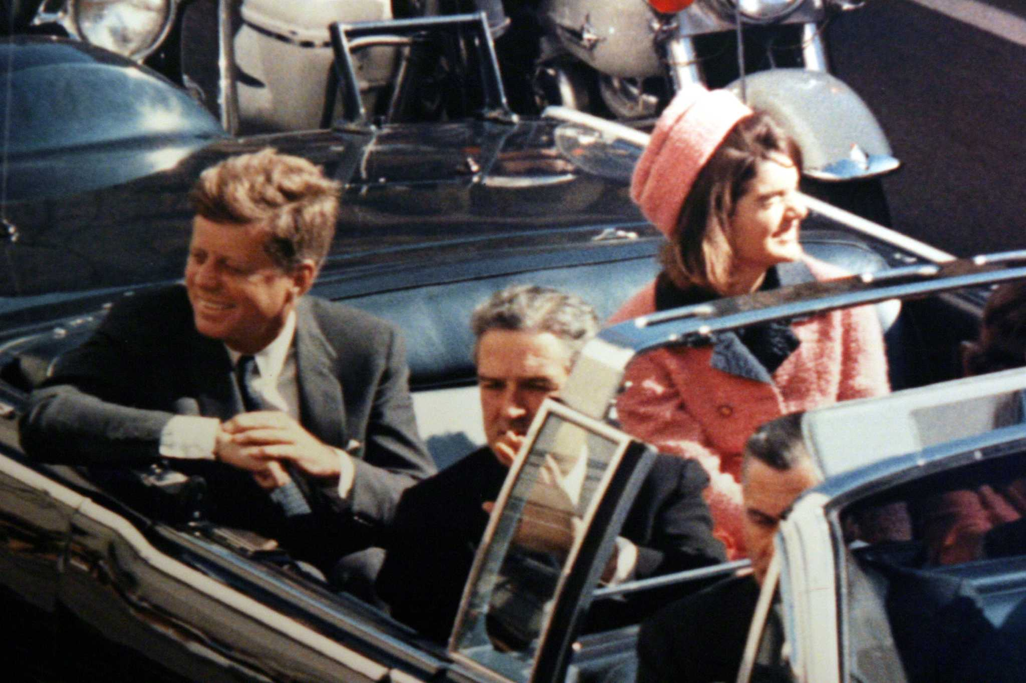 JFK motorcade members What happened after the assassination