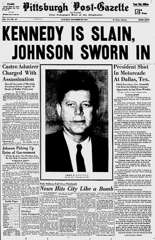Pittsburg Post-Gazette. Photo: Google News Archive