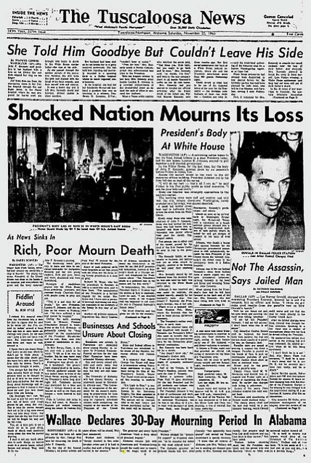 The Tuscaloosa (Ala.) News. Photo: Google News Archive