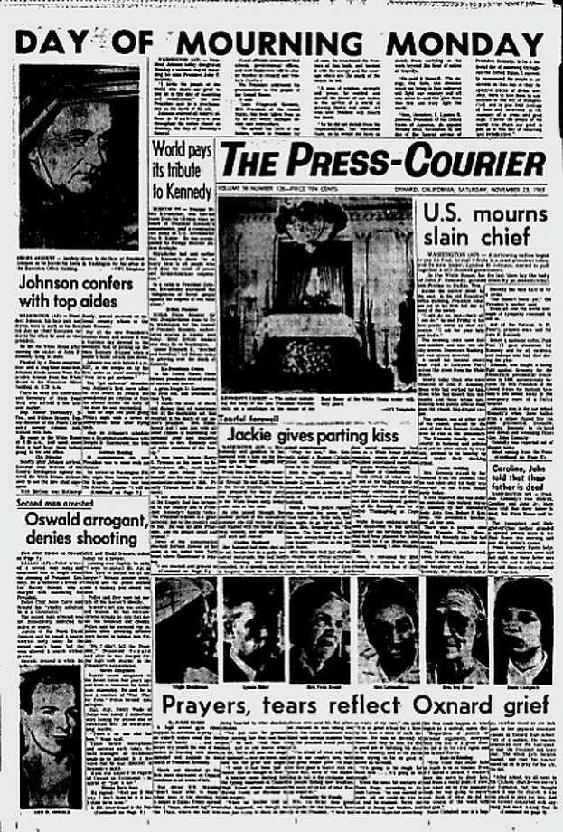 The Press Courier (Ill.) Photo: Google News Archive