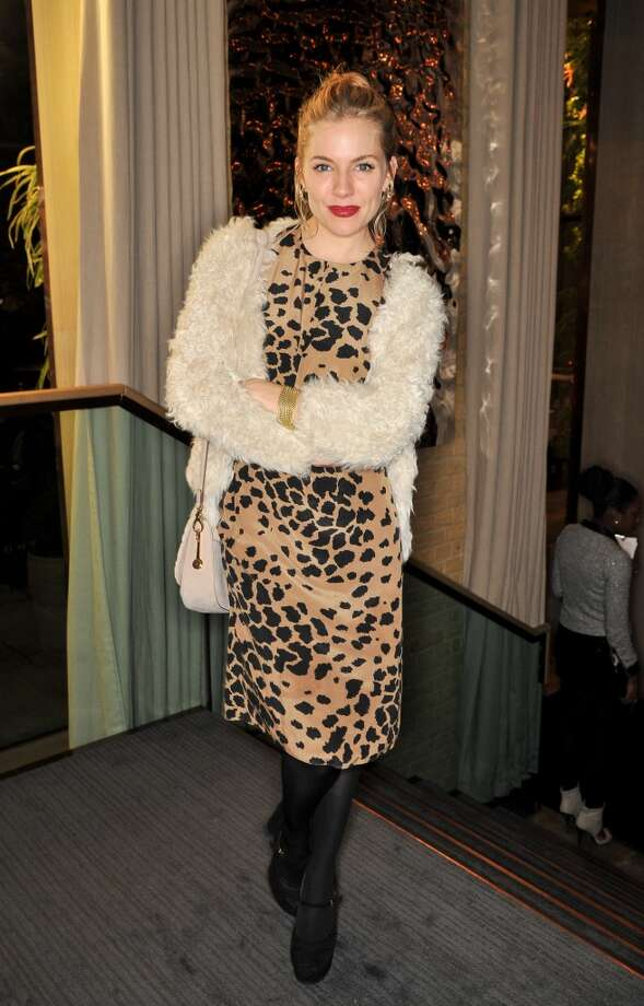"""Sienna Miller is credited for the popularity of """"boho chic"""" in the mid-2000s. Photo: Nick Harvey, WireImage"""