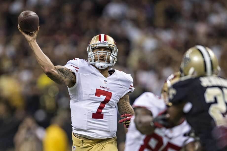 San Francisco (6-4) minus-6 at Washington (3-7):  49ers 23-20 Photo: Wesley Hitt, Getty Images