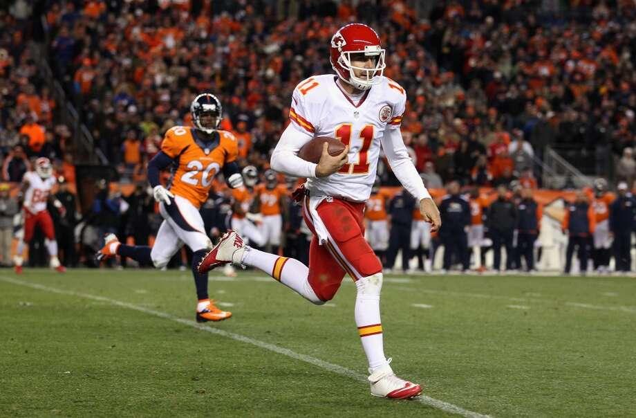 San Diego (4-6) plus-5 at Kansas City (9-1):  Chiefs 21-17 Photo: Doug Pensinger, Getty Images