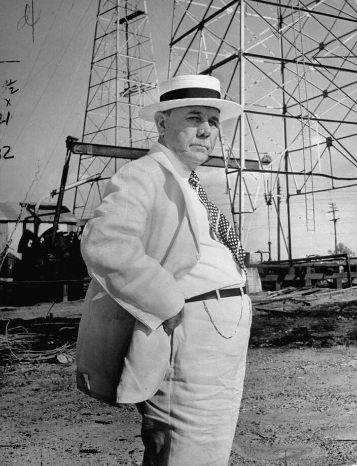 """Oilman Hugh Roy Cullen, known as king of the wildcatters, was instrumental in establishing the University of Houston. By the time of his death in 1957, he'd given away more than 90 percent of his fortune.""