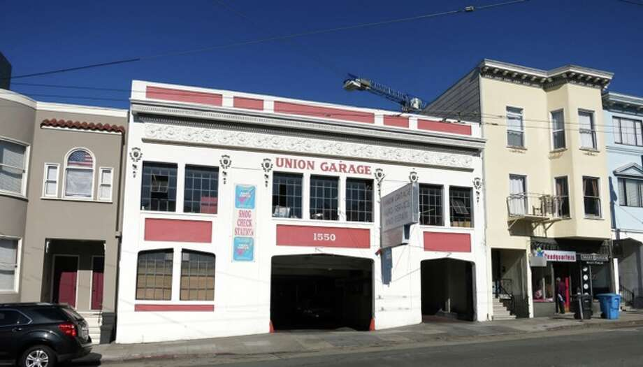 We visited Union Street Garage to get the car its annual check-up before snow season. Photo: Jules