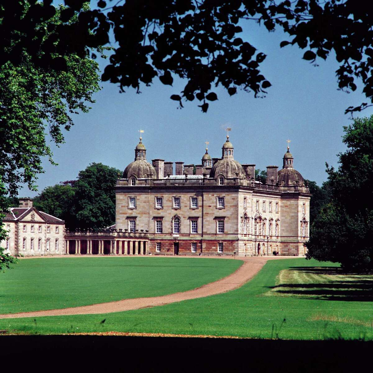 Treasures from Houghton Hall, built in the early 1700s by Sir Robert Walpole, will come to the Museum of Fine Arts, Houston June 22, 2014.