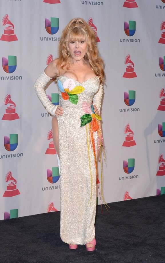 Actress/singer Charo Photo: C Flanigan, Getty Images