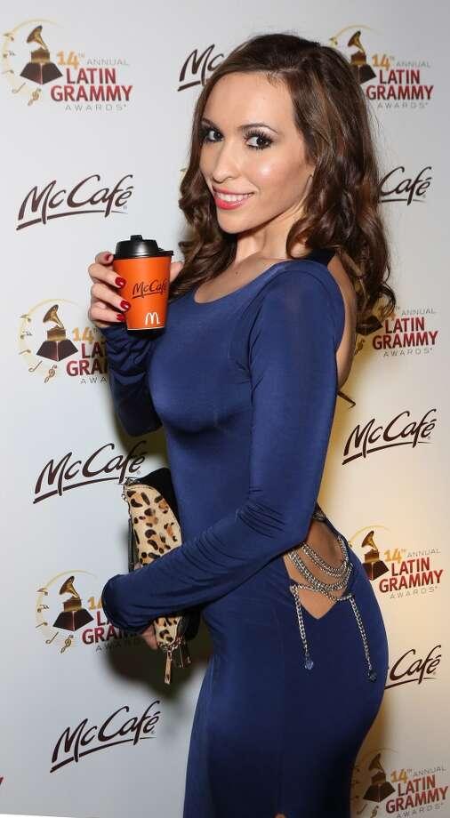 Actress Yenitza Munoz Photo: Gabe Ginsberg, WireImage