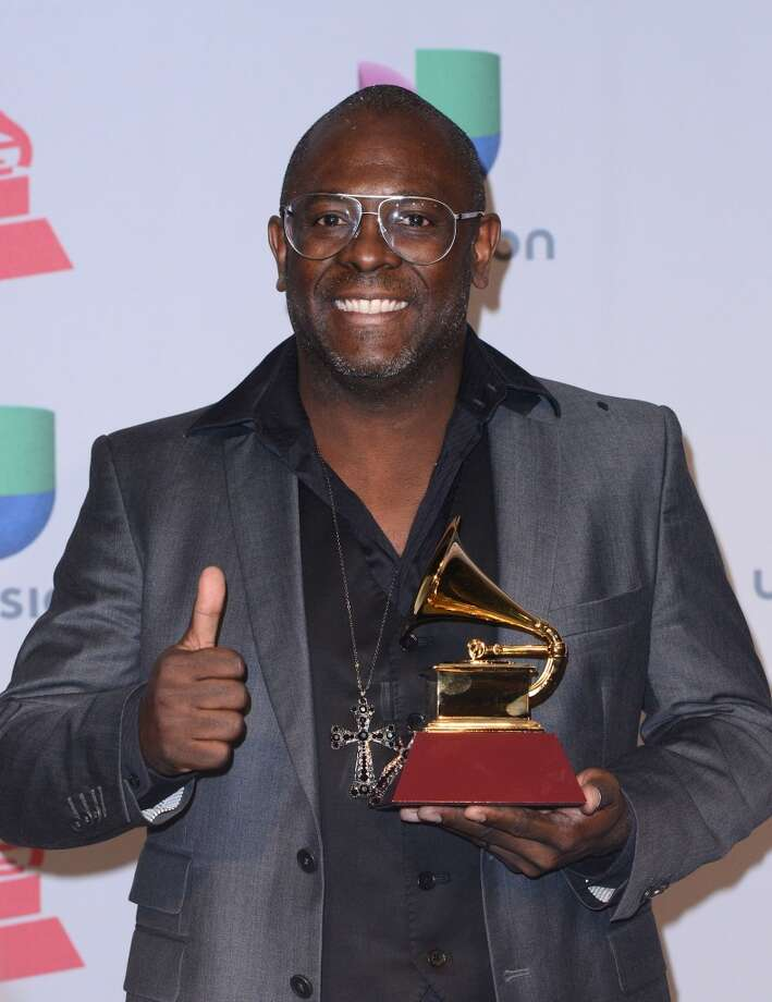 Recording artist Kleber Lucas, winner of Best Portuguese Christian Album award for 'Profeta Da Esperanca' Photo: C Flanigan, Getty Images