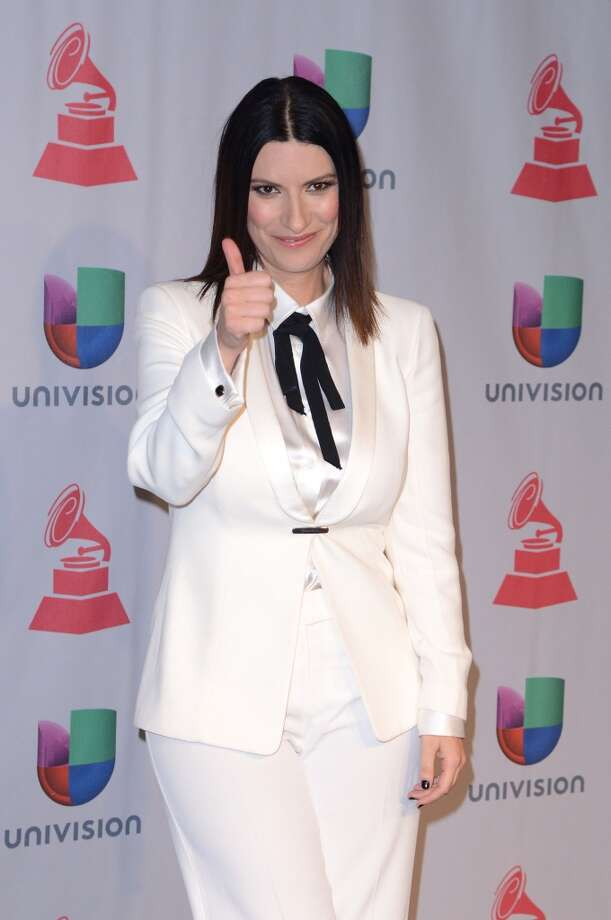 Singer Laura Pausini Photo: C Flanigan, Getty Images