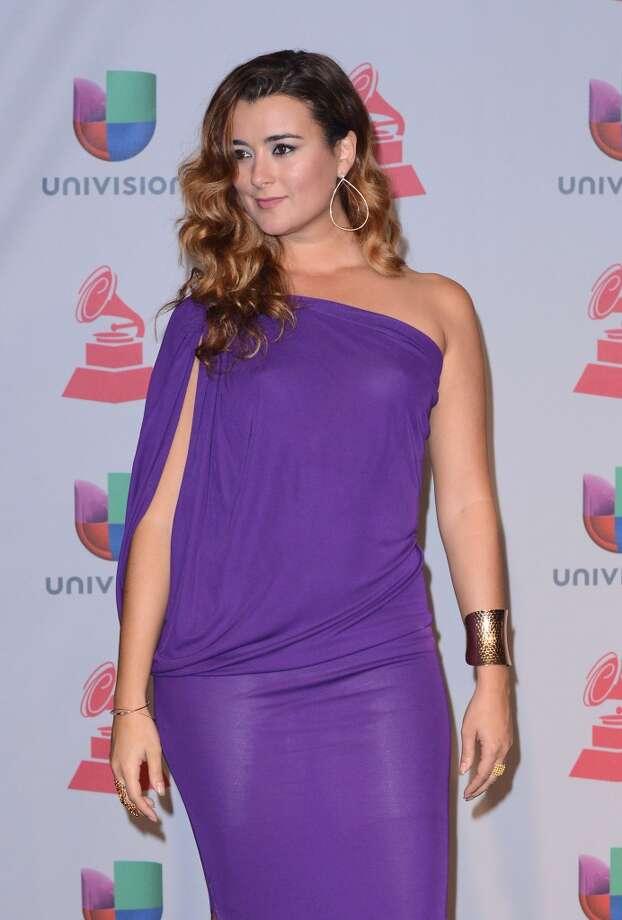 Actress Cote de Pablo Photo: C Flanigan, Getty Images