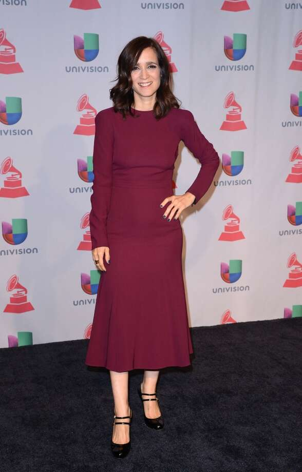 Singer-songwriter Julieta Venegas Photo: C Flanigan, Getty Images
