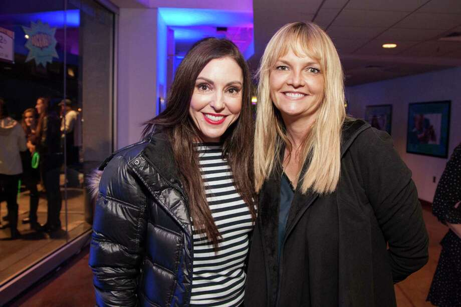 Marybeth LaMotte and Sarah Lewis at the UCSF Benioff Children's Hospital Concert For Kids fundraiser on November 19, 2013. Photo: Drew Altizer Photography/SFWIRE, Drew Altizer Photography / ©2013 by Drew Altizer, all rights reserved