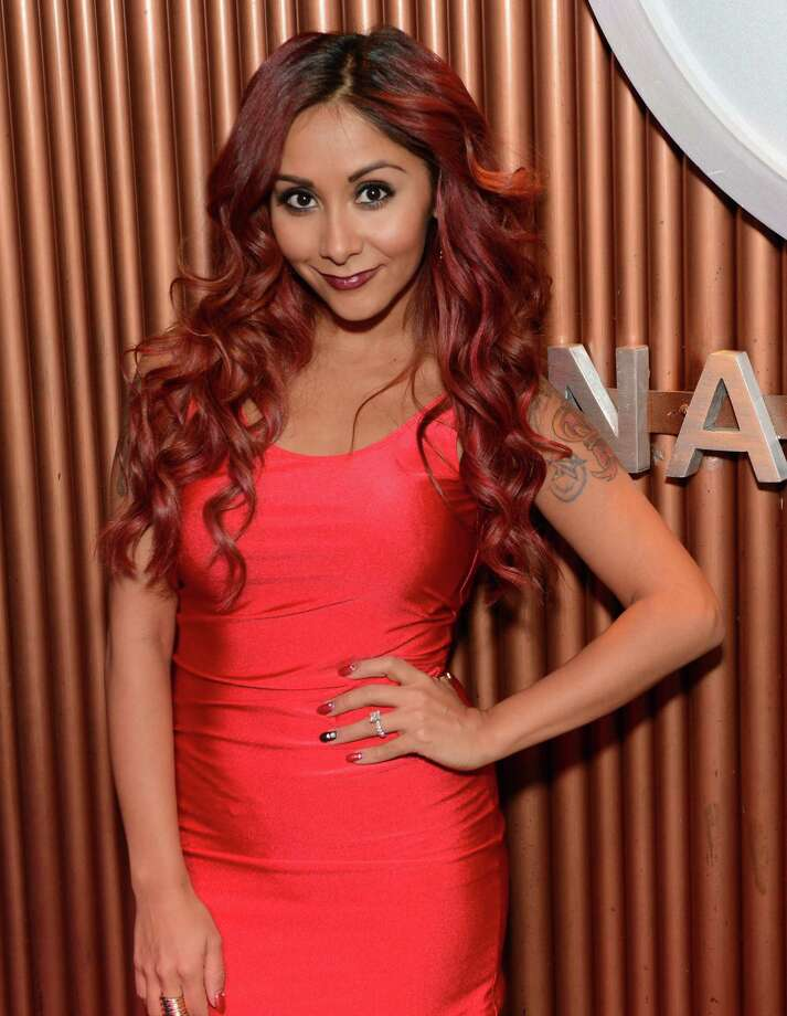"Nicole ""Snooki"" Polizzi was 23 when her must-have guide to being a guidette came out.  Photo: Jason Davis, Stringer / 2013 Getty Images"