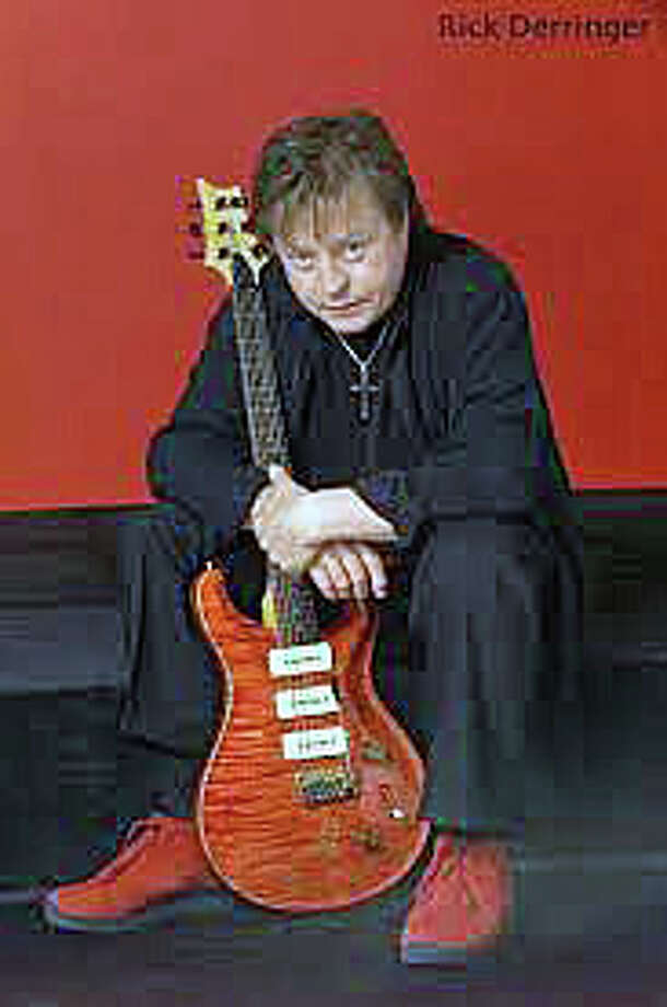 """Legendary guitar player Rick Derringer will perform at """"A Night of Music"""" Saturday, a fundraiser for pancreatic cancer. Photo: Contributed Photo / Fairfield Citizen"""