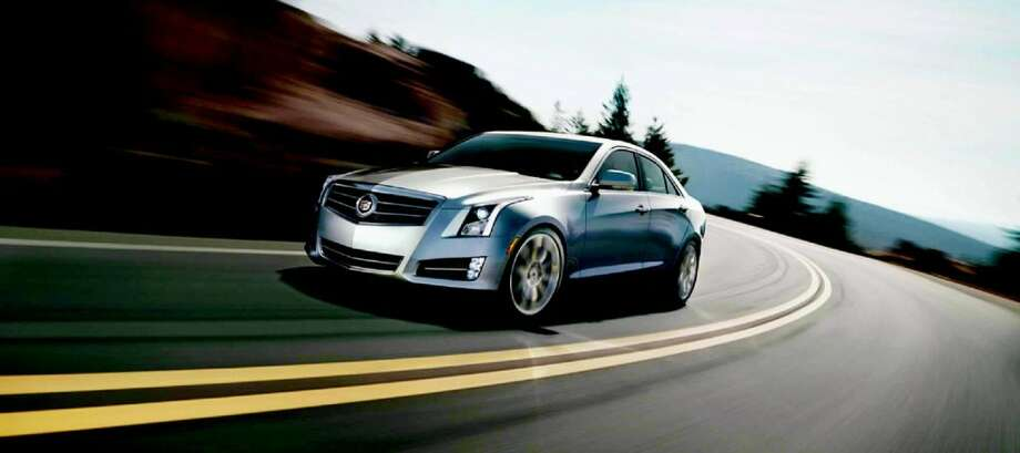 The Cadillac ATS will be among the vehicles available for Ride & Drives at the International Auto Show.
