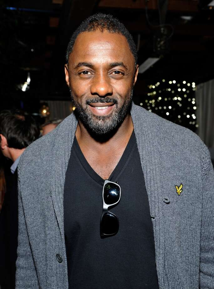Idris Elba attends the Weinstein Company's holiday party at RivaBella on November 21, 2013 in West Hollywood, California. Photo: John Sciulli, Getty Images For The Weinstein Company