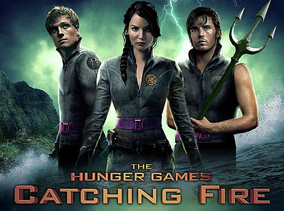 """The Hunger Games: Catching Fire,"" the second movie in the series based on the ""Hunger Games"" trilogy, is now playing in area theaters. Photo: Contributed Photo / Westport News contributed"