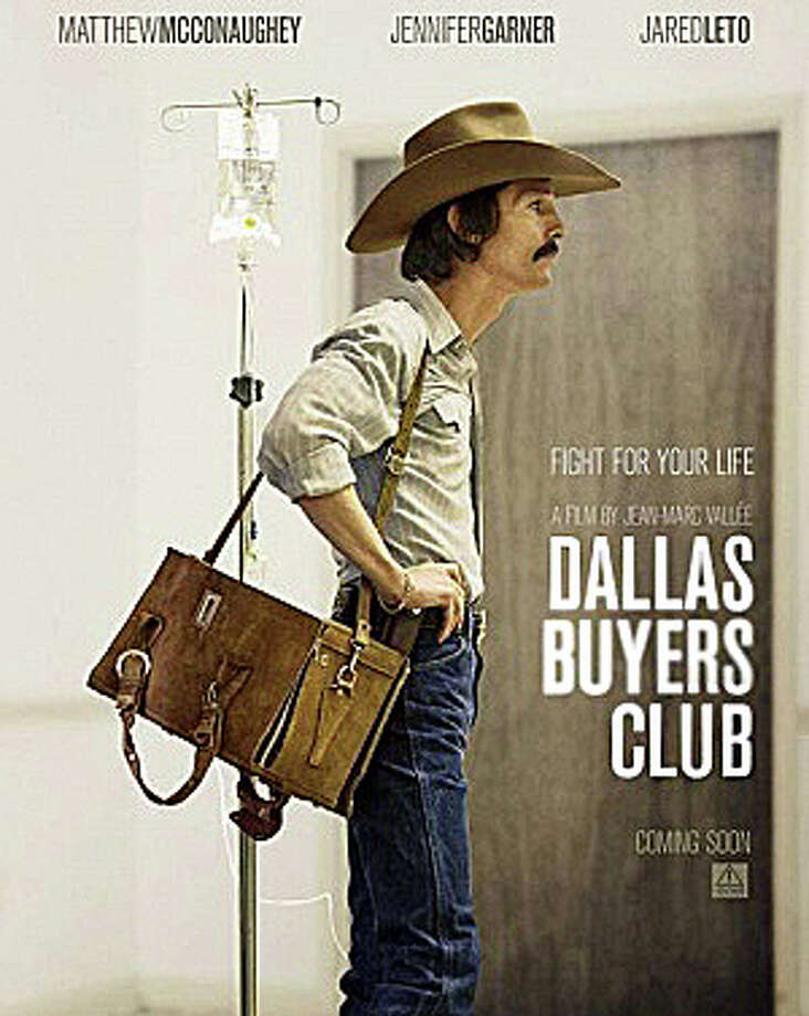 "Best picture""Dallas Buyers Club"" Photo: Contributed Photo / Westport News contributed"